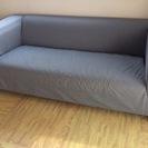 [お値下げ] IKEA ソファ(KLIPPAN)