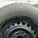 スタッドレスタイヤ 175/65R14 ホイル付き ブリザック ...
