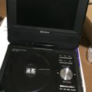 7型地デジ搭載DVDプレーヤー