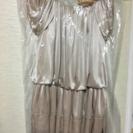 結婚式用のドレス