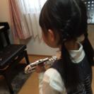 フルート・オカリナ・ピアノ教室♪