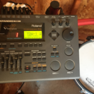 電子ドラム V−Drums TD-10