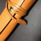 土屋鞄製作所のロールペンケース(オイルヌメ革)