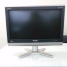 中古 SHARP アクオス 液晶 テレビ LC-20E5 2009年製
