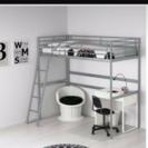 IKEAロフトベット