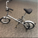 折りたたみ自転車 美品
