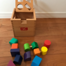 知育玩具 つみき・木製玩具 ニチガンオリジナル
