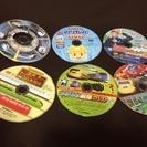 男の子DVD6枚セット のりもの プラレール 新幹線