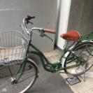 《取り引き終了!》26インチ6段変速自転車a.n.design-w...