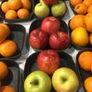 バッテリーと物々交換で、りんご1玉無料で差し上げます。