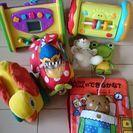 おもちゃ 1歳前後 7点セット