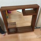 60×60 シェルフ 鏡