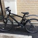 スポーツタイプ電動自転車!