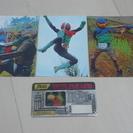 仮面ライダー チップスカード 1999年復刻