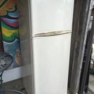 シャープ冷蔵庫225リットル2004年 大理石調