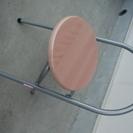 【新品未使用】ナカバヤシ 折りたたみチェア FDC-101 椅子のみ