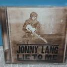 CD ジョニー・ラング 「LIE・TO・ME」US盤