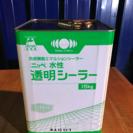 日本ペイント 水性透明シーラー