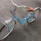 Panasonic 中古自転車 24インチ