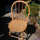 木製椅子 ☆無料☆