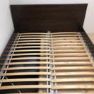 IKEAベッドフレーム(クイーンサイズ)