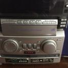 値下げ パイオニア3CD.4MDコンポ - 高崎市
