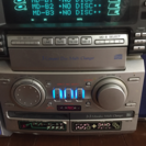 値下げ パイオニア3CD.4MDコンポ - 家電