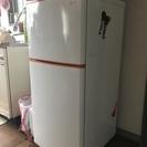 【冷蔵庫】120L;7000円
