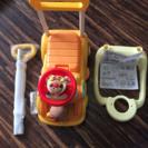 【商談成立/最終値下げ/美品】アンパンマンよくばりビジーカー