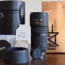 ニコン Zoom-Nikkor 80~200mm f/2.8D new