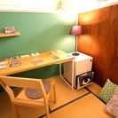 福岡の福岡市にあるシェア型レンタルオフィス賃料37,800円。