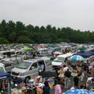 川越水上公園フリーマーケット・汽車ポッポ