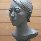 彫刻制作(粘土でモデルを写して造形しますー彫塑制作) - 京都市