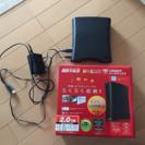 外付けハードディスク  2TB  ジャンク品