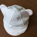 日よけ付き帽子