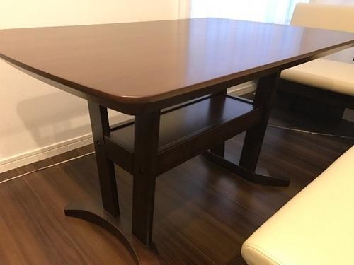 ディノス ダイニングテーブル背付きチェア ほたる 川崎の椅子