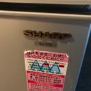 シャープ製冷蔵庫