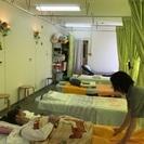 「強い足つぼ療法、もみほぐし、リラクゼーション、ボディケア」西大寺駅2分のマッサージ - ボディケア