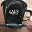 ほぼ未使用のコーヒードリッパー