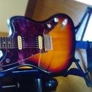 スクワイヤー ジャガー ギター