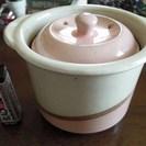 電子レンジでご飯を炊く容器(一人分)