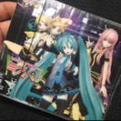 初音ミク4枚組CD