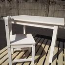 [キッズ机+イス]IKEA/SUNDVIK⁑リサイクルショップヘルプ