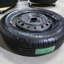 [管F16-2] 新品タイヤ1本 DUNLOP 155/65R14...