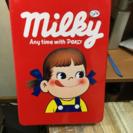 ミルキィー ペコちゃん カンケース