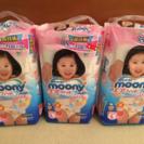 【お取引中】ムーニーマン エアフィット 女の子用Lサイズ 44枚×3袋