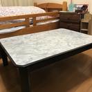 テーブル (^ ^)