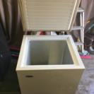冷凍庫 ストッカー 103リットル