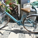 オートライト付き 27インチ シマノ6段変速 自転車