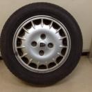 (0円でもOK)ローバーのスタッドレスタイヤ付ホイール4本セット